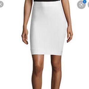 BCBG Cathy Bandage Skirt